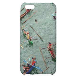 Boats in Indonesia iPhone 5C Cover