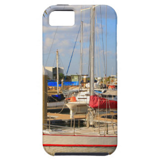 Boats in marina, Darwin, Australia Tough iPhone 5 Case