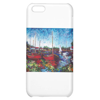 boats iPhone 5C cover