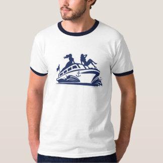 Boats n Hoes Logo T-Shirt
