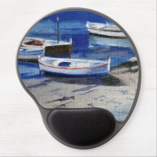 Boats/Small boats Gel Mouse Pad