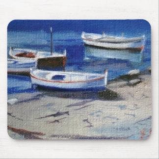 Boats/Small boats Mouse Pad
