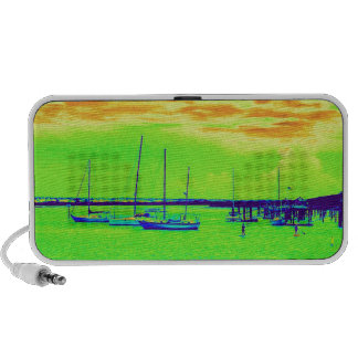 Boats PC Speakers