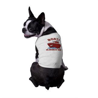 Boaty McBoatface Sleeveless Dog Shirt