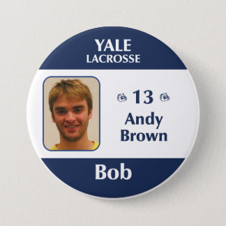 Bob - Andy Brown 7.5 Cm Round Badge