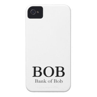 BOB Bank of Bob Case for Iphone 4 Case-Mate iPhone 4 Case