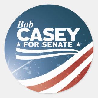 Bob Casey for Senate Classic Round Sticker