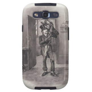 Bob Cratchit and Tiny Tim, from 'Charles Dickens: Samsung Galaxy SIII Covers