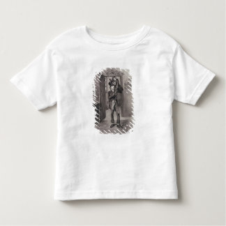 Bob Cratchit and Tiny Tim, from 'Charles Dickens: Tshirts