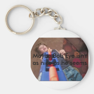 Bob Eye Keychain