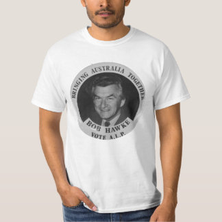 Bob Hawke - Bringing Australia Together T-Shirt