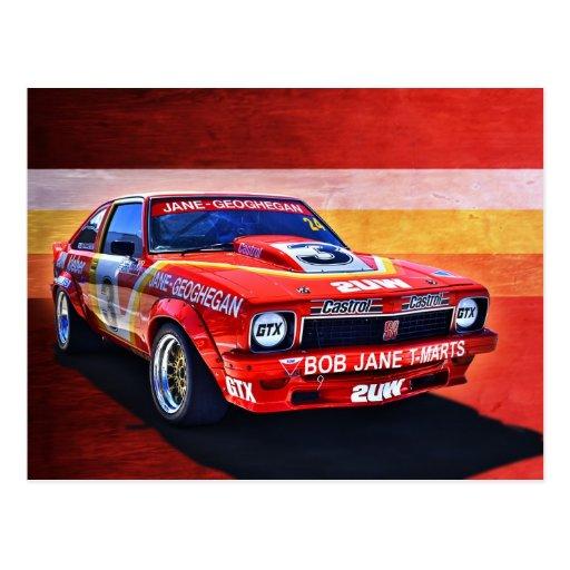Bob Jane A9X Postcard