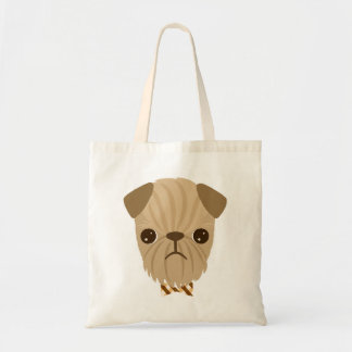 Bob the Brussels Griffon Tote