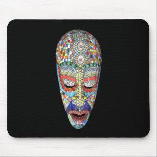 Bob, Why the Long Face? Mosaic Mask Mousepad