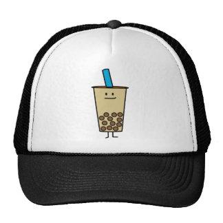 Boba Pearl Bubble Tea Cap