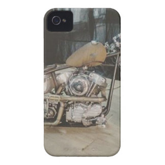 bobber bike iPhone 4 cover