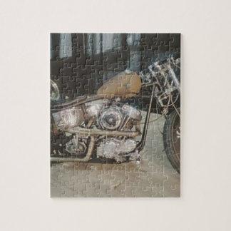 bobber bike jigsaw puzzle