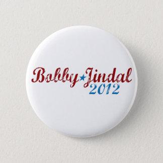 Bobby Jindal 2012 6 Cm Round Badge