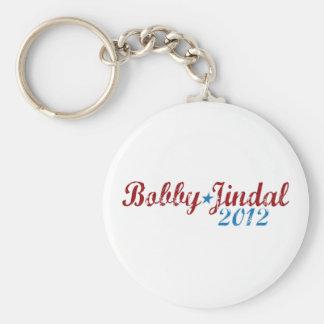 Bobby Jindal 2012 Basic Round Button Key Ring