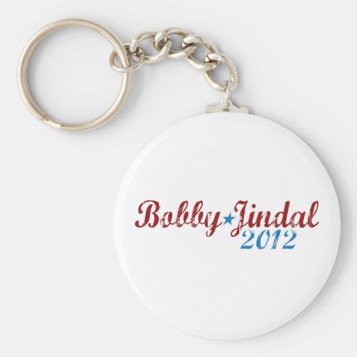 Bobby Jindal 2012 Key Chain
