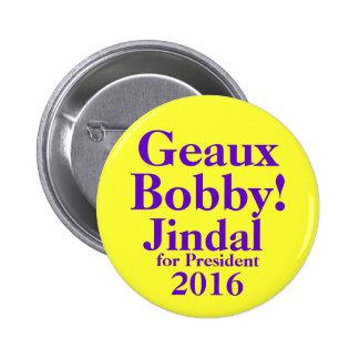 Bobby Jindal 2016 6 Cm Round Badge