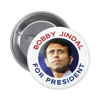 Bobby Jindal For President 6 Cm Round Badge