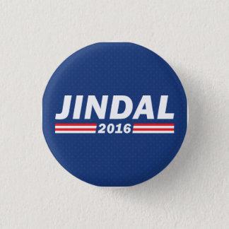 Bobby Jindal, Jindal 2016 3 Cm Round Badge