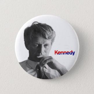 Bobby Kennedy 6 Cm Round Badge