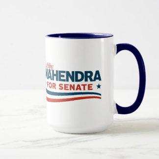 Bobby Mahendra for Senate Mug