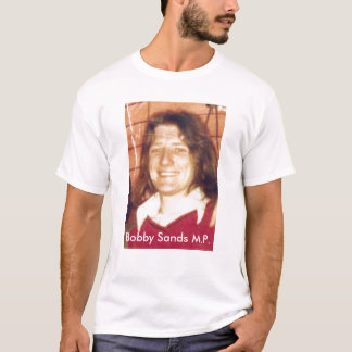 Bobby Sands M.P. T-Shirt