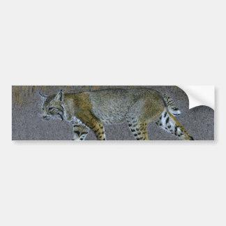 Bobcat Bumper Sticker