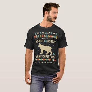 Bobcat Christmas T-Shirt