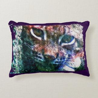 BOBCAT - Digitally Artwork Jean Louis Glineur Decorative Cushion