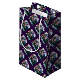BOBCAT - Digitally Artwork Jean Louis Glineur Small Gift Bag