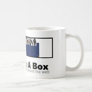 Bobcat In A Box Mug