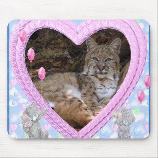Bobcat Mouse Pads