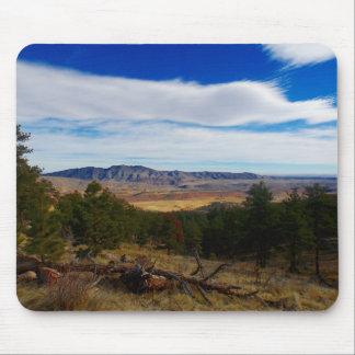 Bobcat Ridge Colorado Mouse Pad