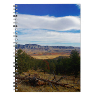 Bobcat Ridge Colorado Notebook