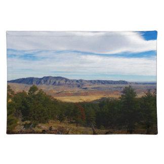 Bobcat Ridge Colorado Placemat