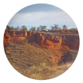Bobcat Ridge Natural Area Plate