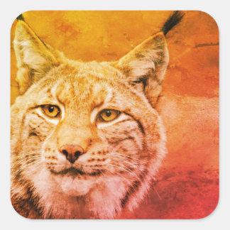 Bobcat Wildlife Stickers