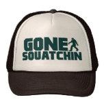Bobo GONE SQUATCHIN Hat Finding Bigfoot