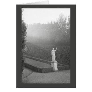 Boboli Gardens Card