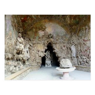 Boboli La Grotta Grande 3 Postcard