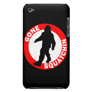 Bobo's GONE SQUATCHIN Barely There iPod Case