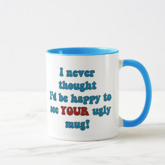 Bob's Ugly Mug