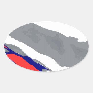 Bobsleigh Sticker