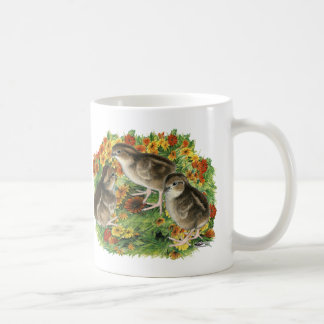 Bobwhite Garden Chicks Coffee Mug