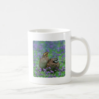 Bobwhite Quail Photography Coffee Mug