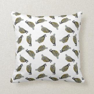 Bobwhite Toss Pillow Cushions